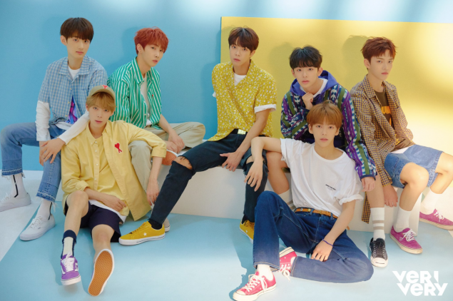 VERIVERY 1ST MINI ALBUM [VERY-US]