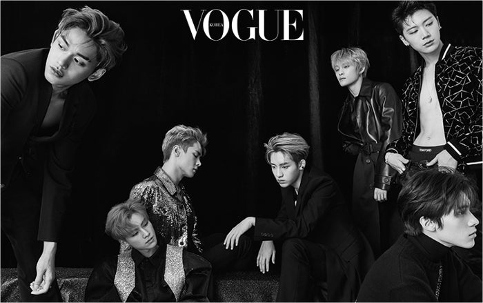 Vogue Korea 2019-12 WayV Magazine
