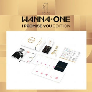 WANNA ONE [I PROMISE YOU] OFFICIAL MD PACKAGE