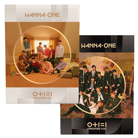 Wanna One 2nd Mini Album - I Promise You