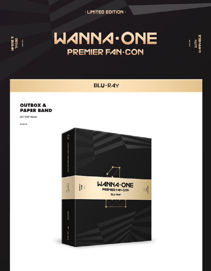 Wanna One - Premier Fan-Con DVD (Blu-Ray)