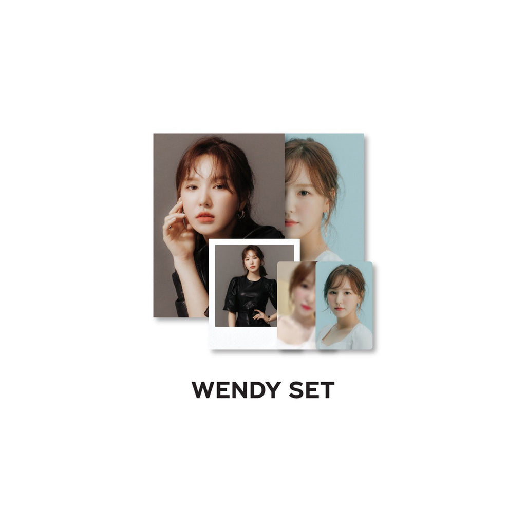[Pre-Order] RED VELVET 2021 Season's Greeting Photo Pack