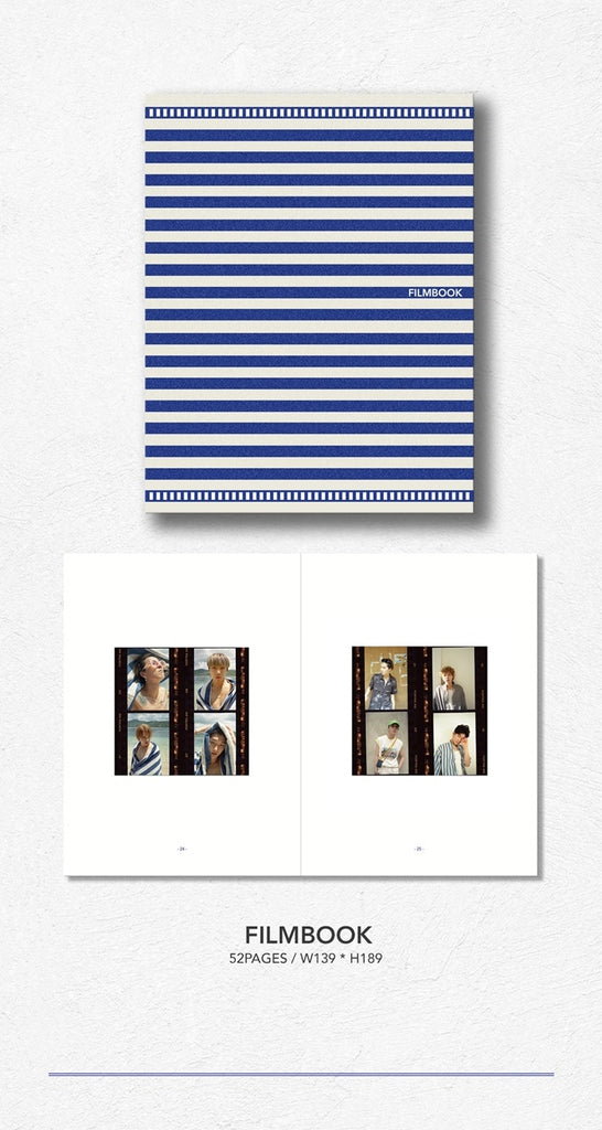 위너 2018 WINNER'S SUMMER STORY [in Philippines] DVD