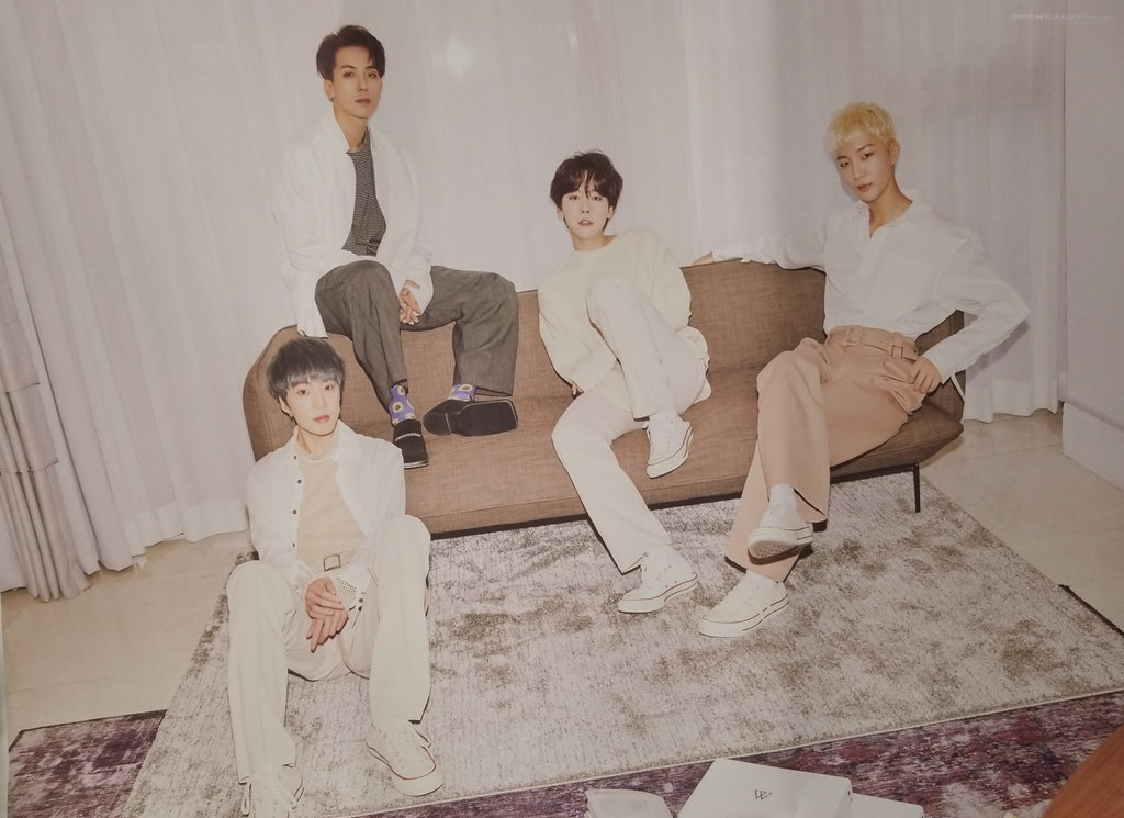 WINNER 3rd Album Remember Official Poster - Photo Concept 1