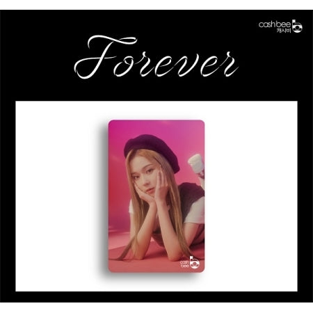 [Pre-Order] AESPA Official Merchandise - Cashbee Transportation Card