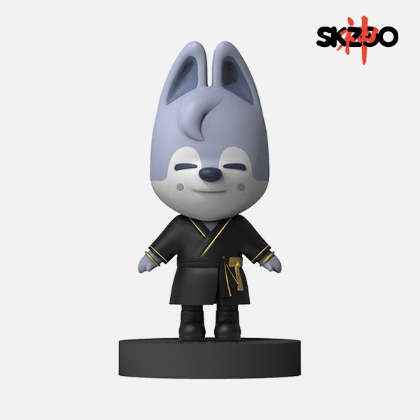 [Pre-Order] Stray Kids Official Merchandise - SKZOO Figure (神MENU VER.)