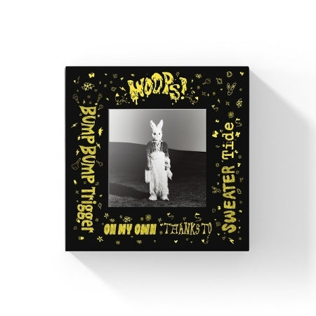 WOODZ 2nd Mini Album - WOOPS!
