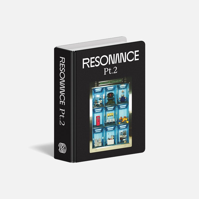 [Pre-Order] NCT U RESONANCE PT. 2 MINI COLLECT BOOK [WORK IT]