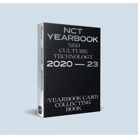 [Pre-Order] NCT YEARBOOK - CARD COLLECTING BOOK