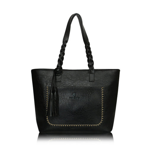 Large Capacity Designers Leather Handbags