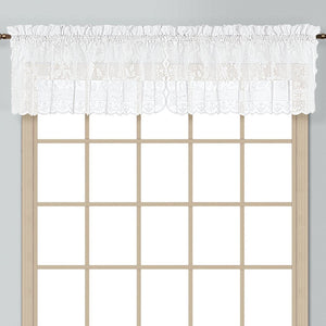 "Windsor Straight Valance, 56"" x 12"""