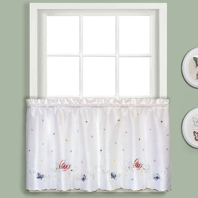 Butterfly Kitchen Tier Pair Multi