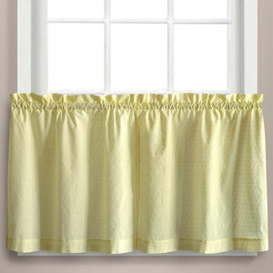 Dorothy Kitchen Curtain Tier Pair Yellow