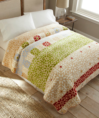 Hi Pile Luxury Coverlet 90