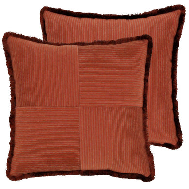 Harrogate Collection 19 x 19 Mitered Throw Pillow