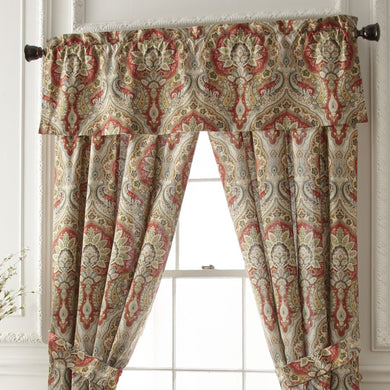 Harrogate Collection 80 x 17 Window Valance