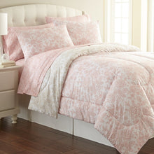 Micro Flannel® Enchantment Rose Comforter Mini Set Main