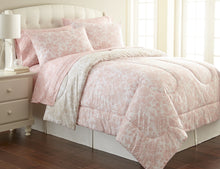 Micro Flannel® Enchantment Rose Comforter Mini Set