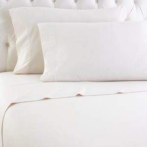 Micro Flannel® Ivory Sheet Set