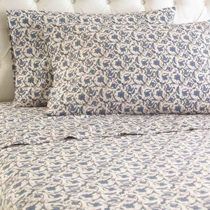 Micro Flannel® Jacobean Sheet Set