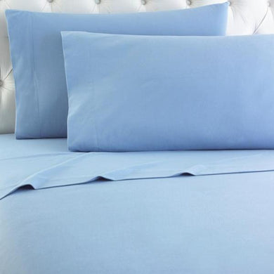 Micro Flannel® Wedgewood Sheet Set
