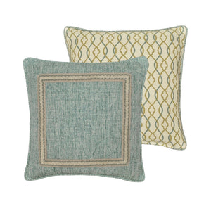 Odessa Collection 20 x 20 Throw Pillow