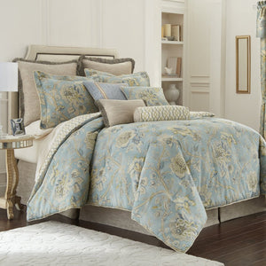 Odessa Collection 4 Piece Comforter Set
