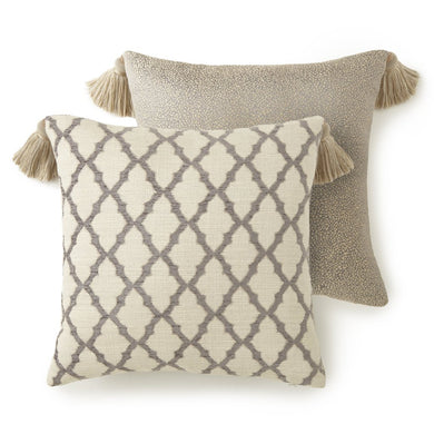 Portici Collection 16 x 16 Throw Pillow