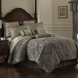 Portici Collection 4 Piece Comforter Set