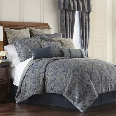 Preston Collection Comforter 4 Piece Set