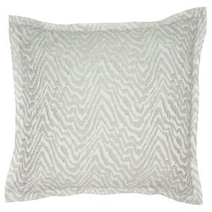 Santa Monica Collection European Sham - White
