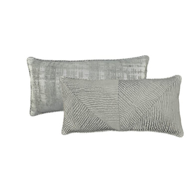Textura Collection 11 x 22 Throw Pillow