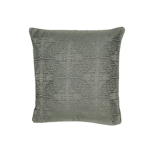 Textura Collection European Sham - Gray