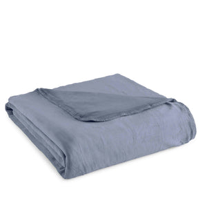Ultra Velvet® Steel Blue Blanket