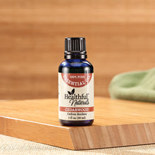 Cedarwood Essential Oil by Healthful™ Naturals