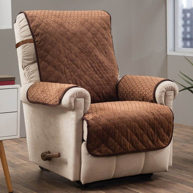 Prism Recliner Protector by OakRidge - Assorted Colors saddle
