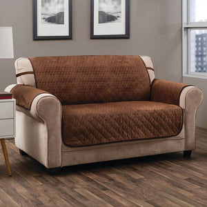Prism Loveseat Protector by OakRidge - Assorted Colors saddle