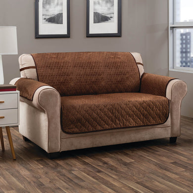 Prism Sofa Protector by OakRidge saddle