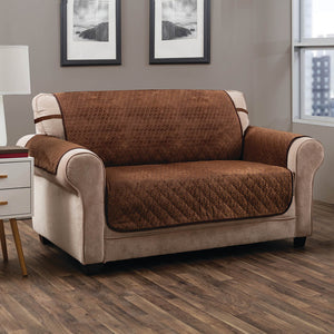 Prism XL Sofa Protector by OakRidge - Assorted Colors saddle