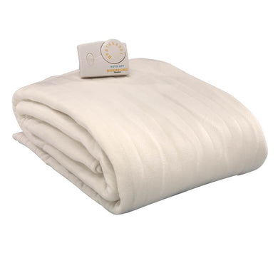 Automatic Electric Blanket - Ivory