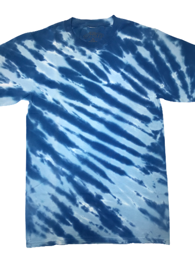 The Drop Tye Die T-Shirt - Light Blue