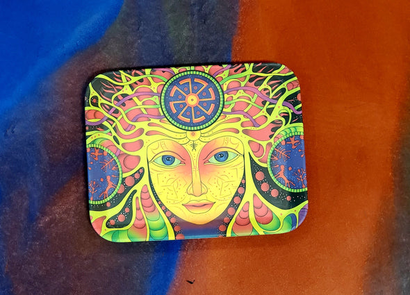 MYSTICAL  SMALL ROLLING TRAY