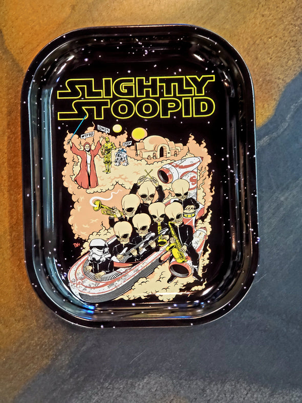 SLIGHTLY STOOPID   SMALL ROLLING TRAY