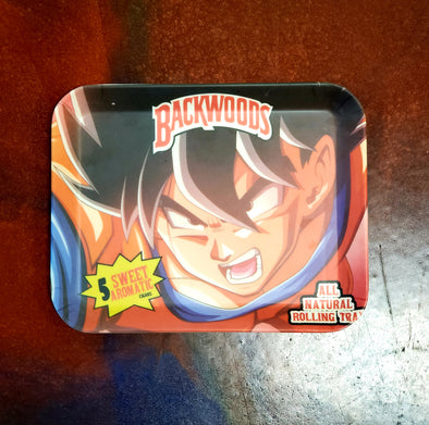 BACKWOOD DRAGON BALLZ  SMALL ROLLING TRAY