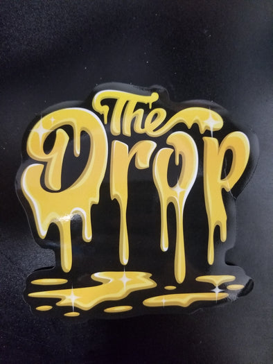 The Drop × StickerFritz Drip Drop Sticker