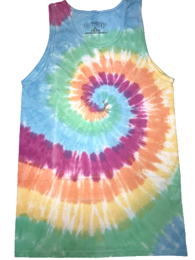 The Drop Tye Die Tank - Sherbert