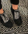 FRINGE - AN AWESOME GLITTER SHOE ACCESSORY