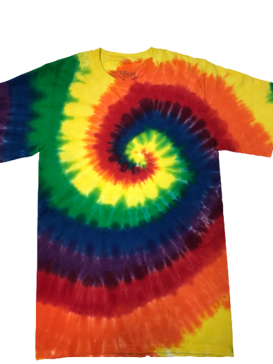 The Drop Tye Die T-Shirt - Rainbow