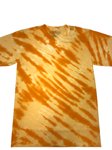The Drop Tye Die T-Shirt - Orange