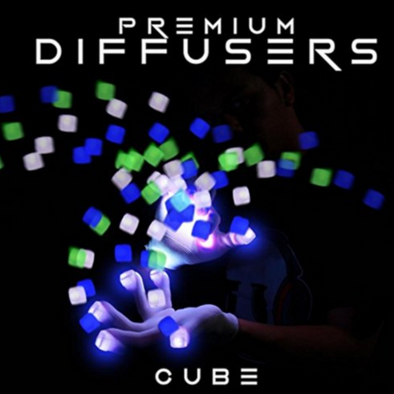 CUBE DIFFUSERS -1O PACK EMAZING LIGHTS
